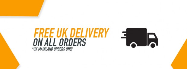 Free Delivery on Alll UK Orders